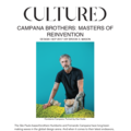 Campana Brothers: Masters of Reinvention - Press