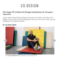 The Saga Of A Beloved Design Institution In Trump�...