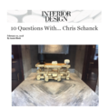 10 Questions With...Chris Schanck