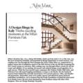 A Design Binge In Italy