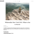 Whitewaller New York 2018: What to See
