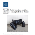Wendell Castle furniture sculpture showcase coming...