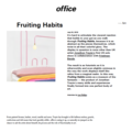 Fruiting Habits