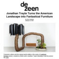 Jonathan Trayte turns the American landscape into...