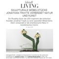 Skulpturale Möbelstücke: Jonathan Trayte verbind...