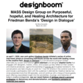 MASS Design Group on Purposeful, hopeful, and Heal...