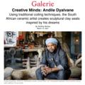 Creative Minds: Andile Dyalvane