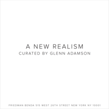 A New Realism. Curated by Glenn Adamson