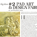 The big three: #2 PAD Art & Design Fair