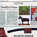 Eclectic Avenue - Press