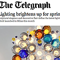 Lighting Brightens Up for Spring - Press