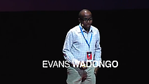 Evans Wadongo at TEDxCibeles: An idea that lights...