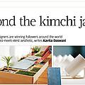 Beyond the kimchi jar