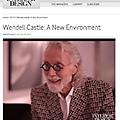 Wendell Castle: A New Environment