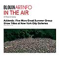 Addenda: Five More Great Summer Group Show Titles...