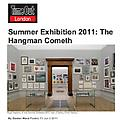 Summer Exhibition 2011: The Hangman Cometh