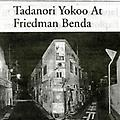 Tadanori Yokoo at Friedman Benda
