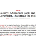 A Ceramics Book, and a Ceramicist, that Break the...