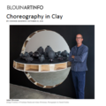 Choreography in Clay - Press