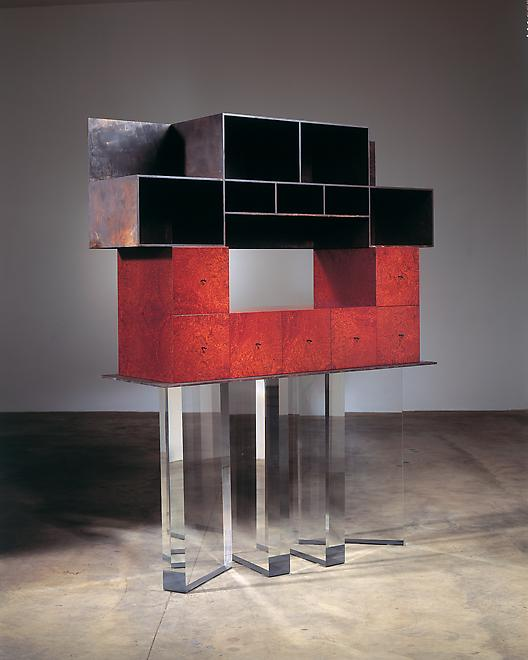 Sottsass - Exhibitions