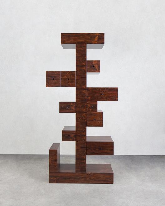 Ettore Sottsass [Italian, 1917-2007] Cabinet no. 8...