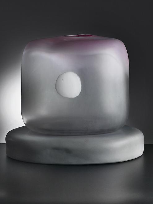 Kachina, 2007 Blown glass 14.96 x 17.32 x 14.57 in...