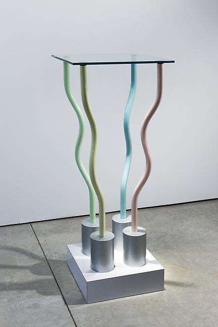 "'Le Strutture Tremano' side table, 1979 ""A..."
