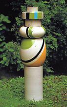 Totem (FF no. 663), Designed 1964-1965, executed 1...