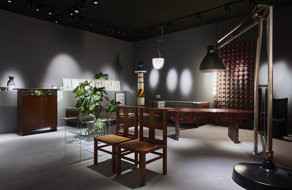 Ettore Sottsass, Gaetano Pesce, Shiro Kuramata: 1950s - 1970s - Exhibitions