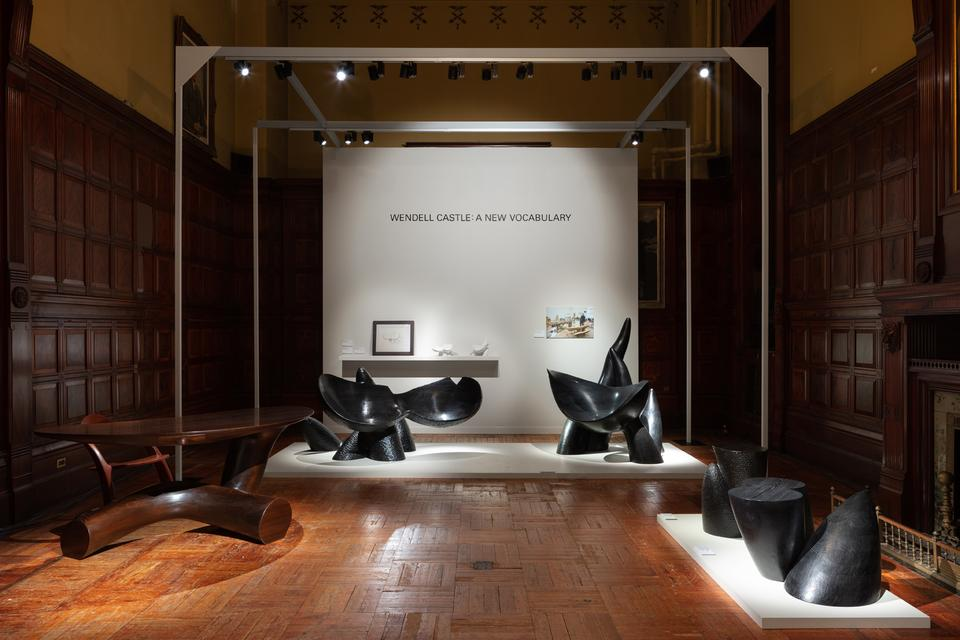Wendell Castle: A New Vocabulary - Exhibitions