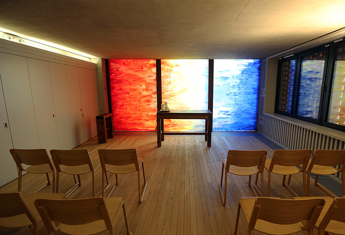 Sacred desert window - Exhibitions