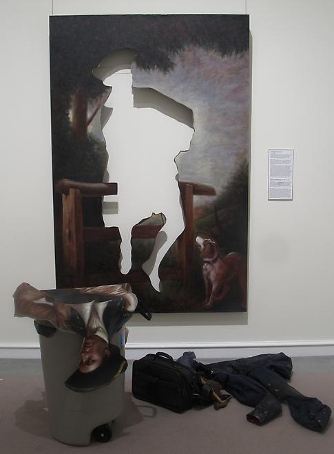 Titus Kaphar [American, b. 1976] Tax Collector / M...