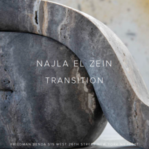 Najla El Zein: Transition - Publications