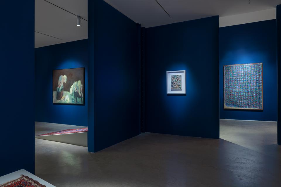George Baselitz, Baluch & related tribes, Alfonso...