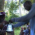 'Saving Lives' With Solar-Powered Lights