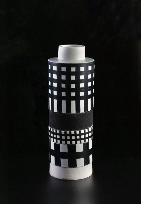 Vase (FF no. 254), 1959 Ceramic 14.5 x 5 inches 37...