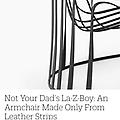 Not Your Dad's La-Z-Boy