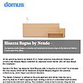 Bisazza Bagno by nendo - Press