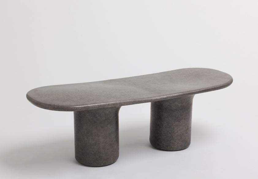 Faye Toogood [British, b. 1977] Pew Bench / Moon,...
