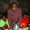Kenyan Entrepreneur Fights Poverty, Shines Light o...