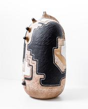 Untitled, 2018 Stoneware 17 x 10 x 10.5 inches 43....