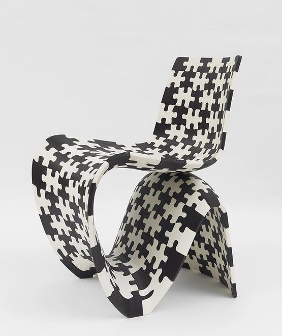 Joris Laarman [Dutch, b. 1979] Maker Chair (Puzzle...