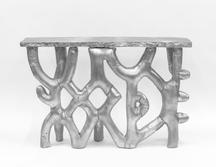 Kon Tiki, 2016 Aluminum 34.25 x 53 x 13.25 inches...