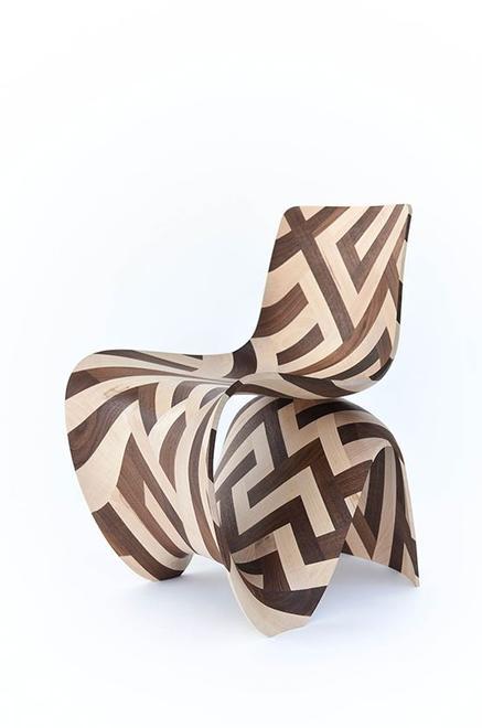 Joris Laarman [Dutch, b. 1979] Maker Chair (Maze),...