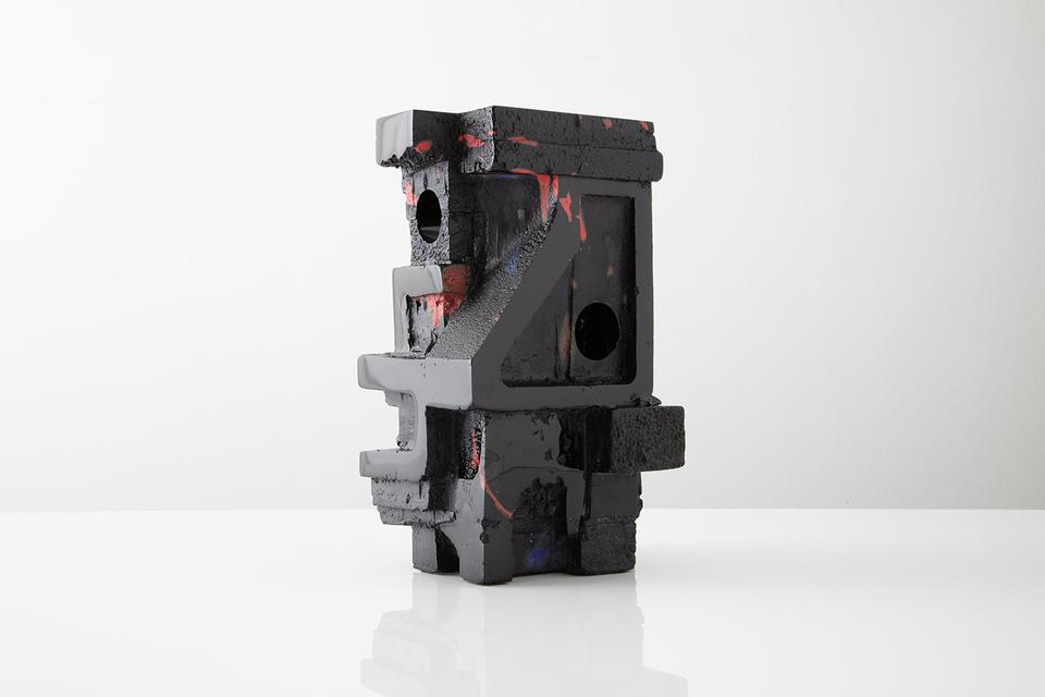 Untitled, 2020 Glass 13.5 x 7.5 x 7.5 inches 34.3...