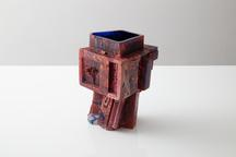 Untitled, 2020 Glass 12.5 x 9 x 8 inches 31.8 x 22...