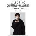 Faye Toogood, la designer che ci invita a disimpar...