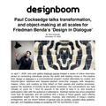 Paul Cocksedge talks transformation, and object-ma...