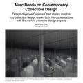 Marc Benda on Contemporary Collectible Design