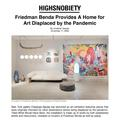 Friedman Benda provides a home for art displaced b...